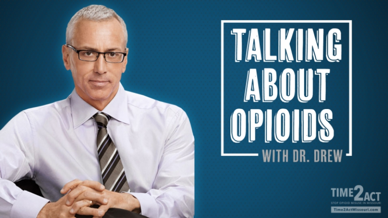Talking about Opioids with Dr. Drew